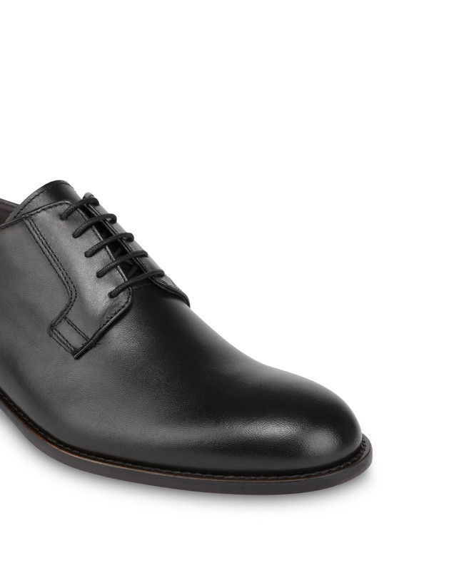 Classic Leather derby in calfskin Photo 5