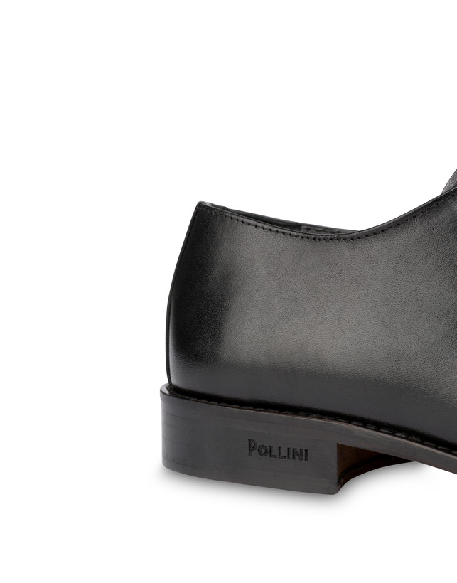 Classic Leather derby in calfskin Photo 6
