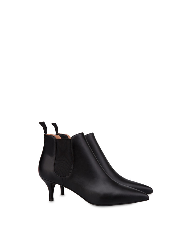 Annabelle calfskin ankle boots Photo 2