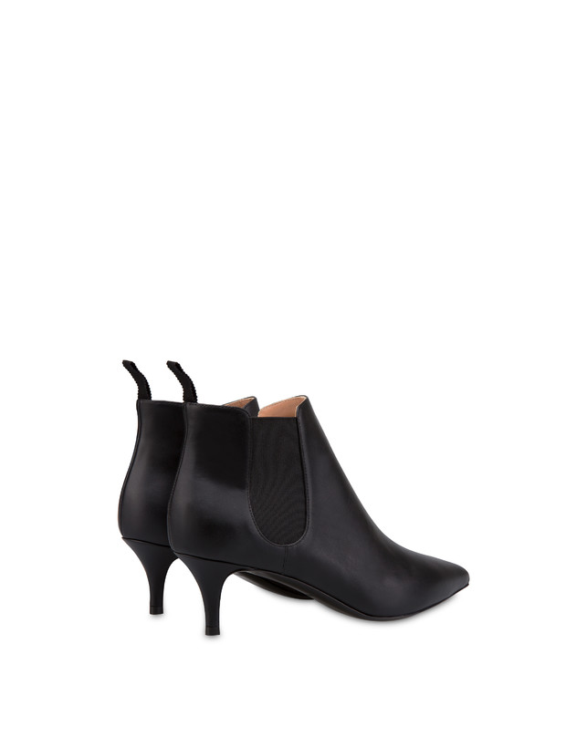 Annabelle calfskin ankle boots Photo 3