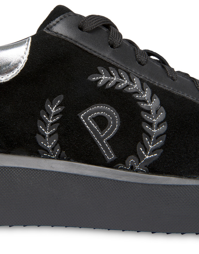 Sneakers in crosta Carrie Photo 4