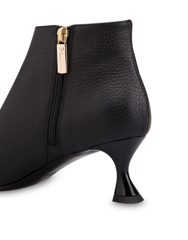 Breakfast At Tiffany's calfskin ankle boots Photo 5