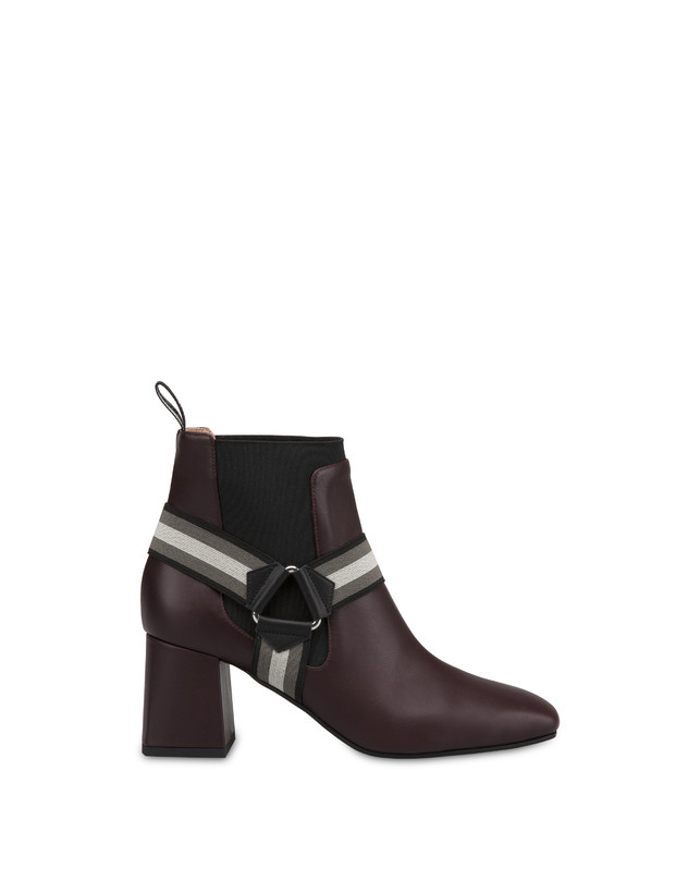 Mountain Horse Riding calfskin ankle boots Photo 1