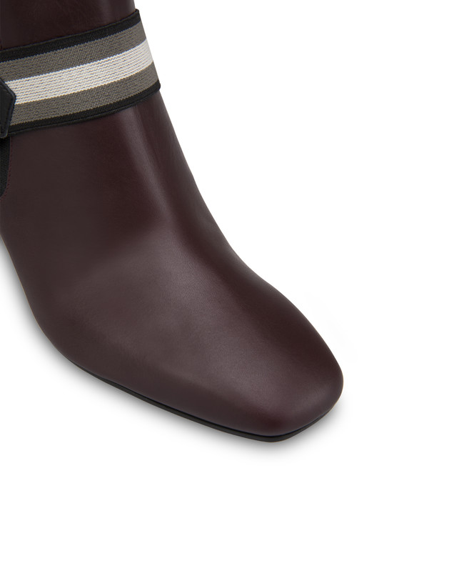 Mountain Horse Riding calfskin ankle boots Photo 4