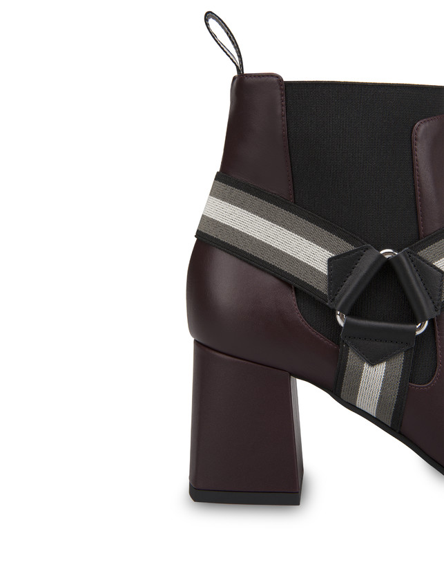 Mountain Horse Riding calfskin ankle boots Photo 5