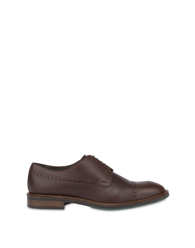 Dandy derby in calfskin Photo 1