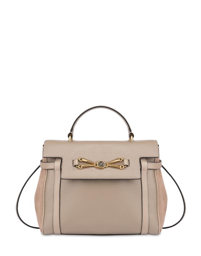 Giulietta Clamp tumbled calfskin handbag Photo 1