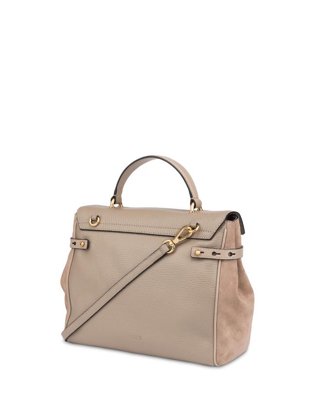 Giulietta Clamp tumbled calfskin handbag Photo 3