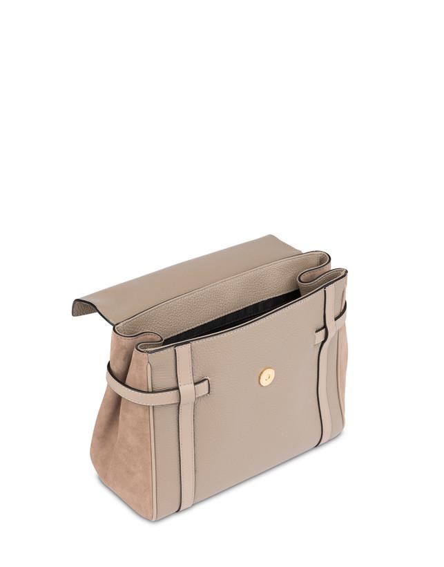 Giulietta Clamp tumbled calfskin handbag Photo 4