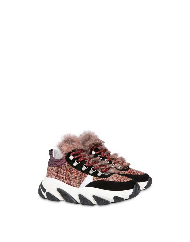 Mountain Walk wool fabric sneakers Photo 2