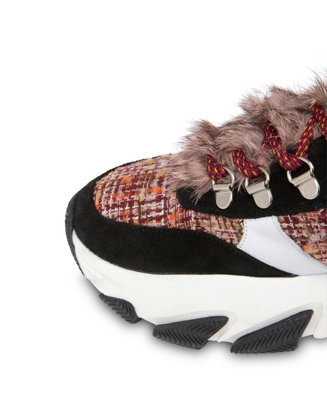 Mountain Walk wool fabric sneakers Photo 4