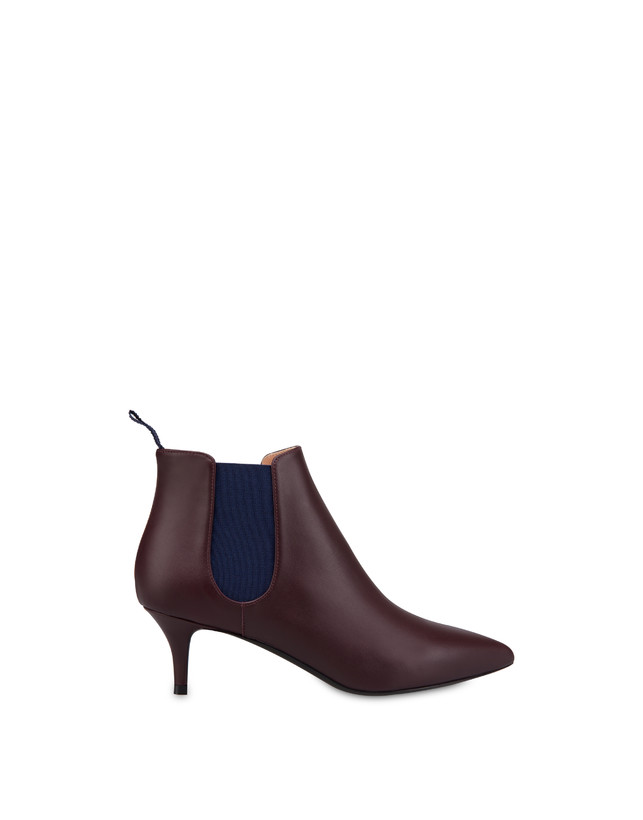 Annabelle calfskin ankle boots Photo 1