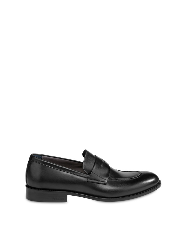 Classic Leather moccasins in calfskin Photo 1