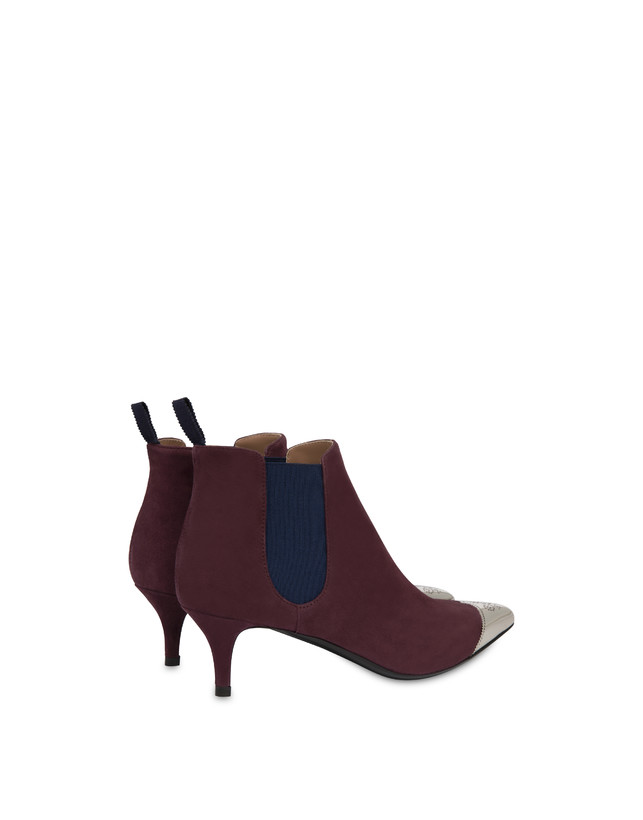 Swallow From West suede ankle boots Photo 3