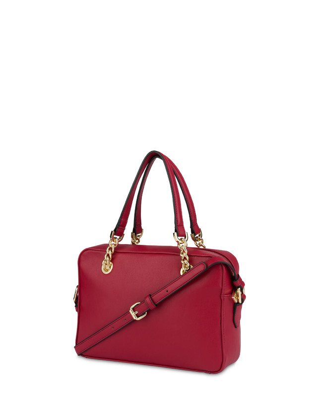 Dolly embossed double handle bag Photo 3