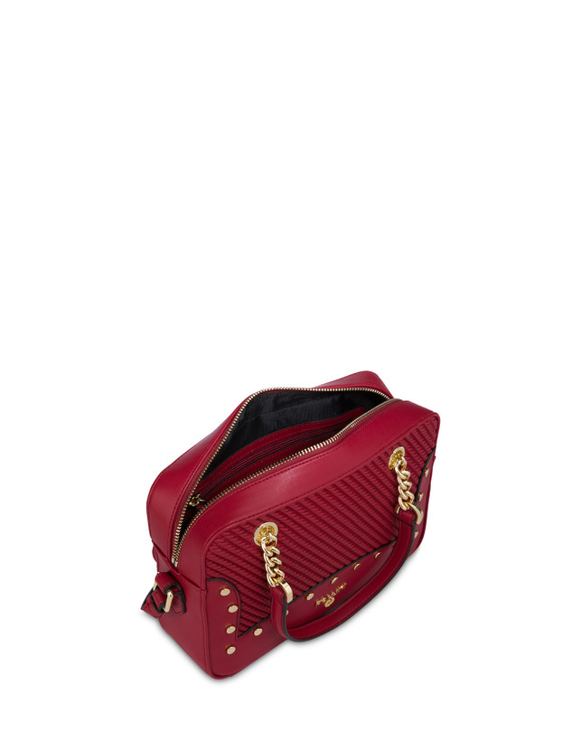 Dolly embossed double handle bag Photo 4
