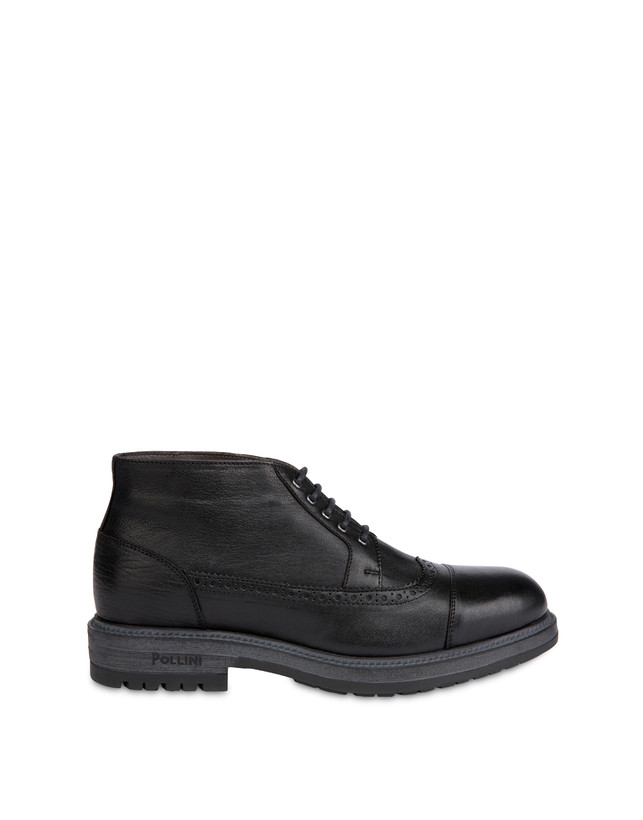 Ankle boots in kidskin Photo 1