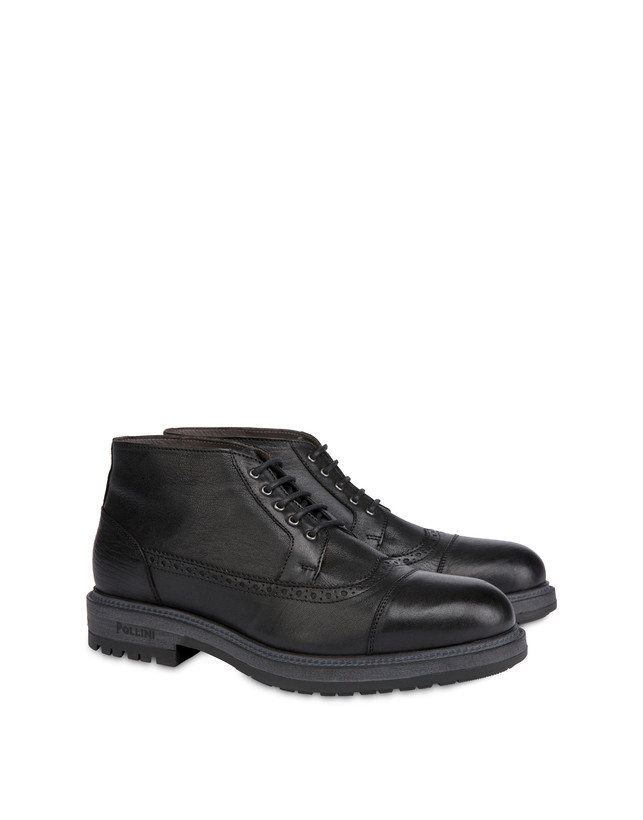 Ankle boots in kidskin Photo 2