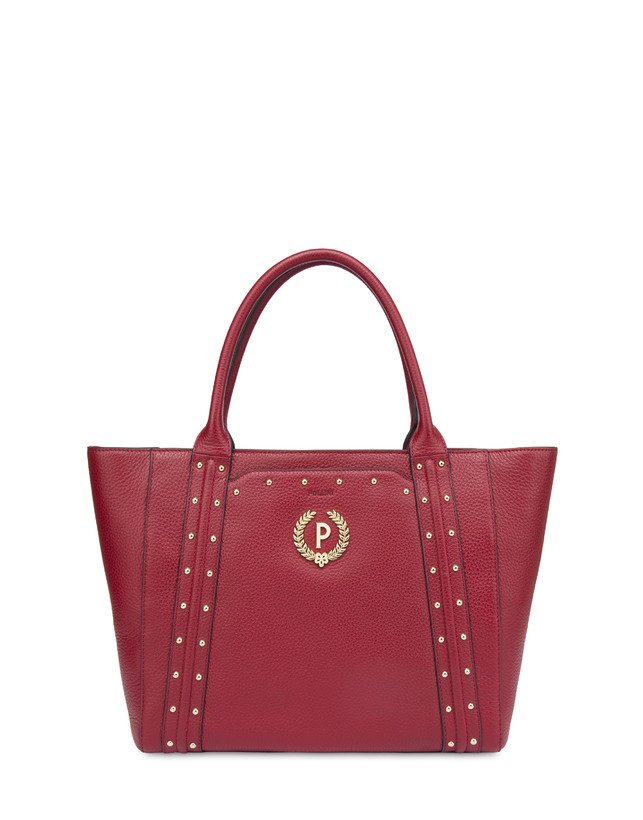 Double handle bag in Odette calfskin Photo 1