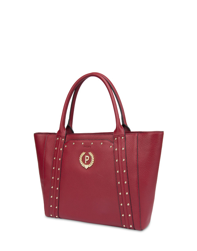 Double handle bag in Odette calfskin Photo 2
