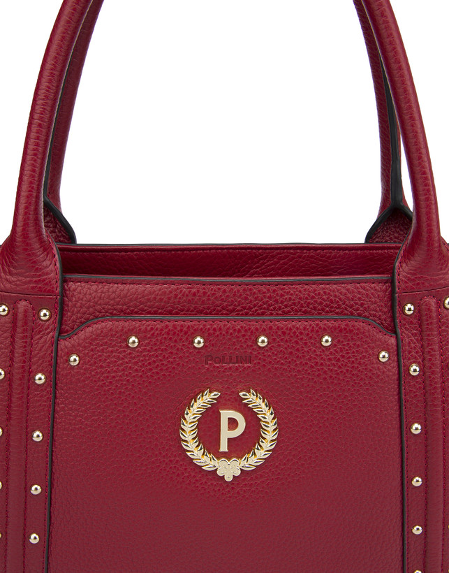 Double handle bag in Odette calfskin Photo 5