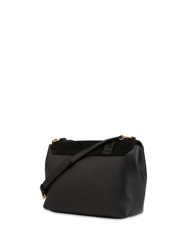 Buckle Notes calfskin shoulder bag Photo 3