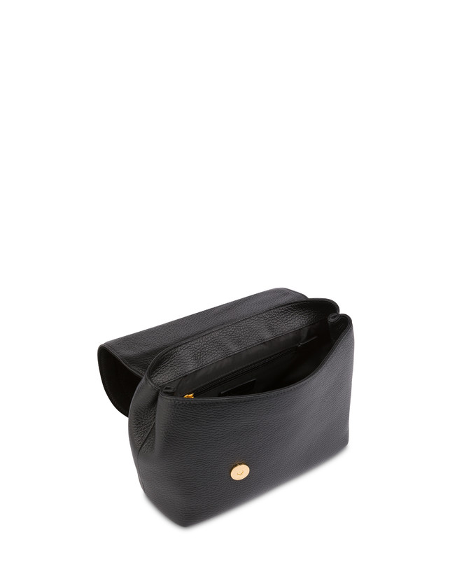 Buckle Notes calfskin shoulder bag Photo 4