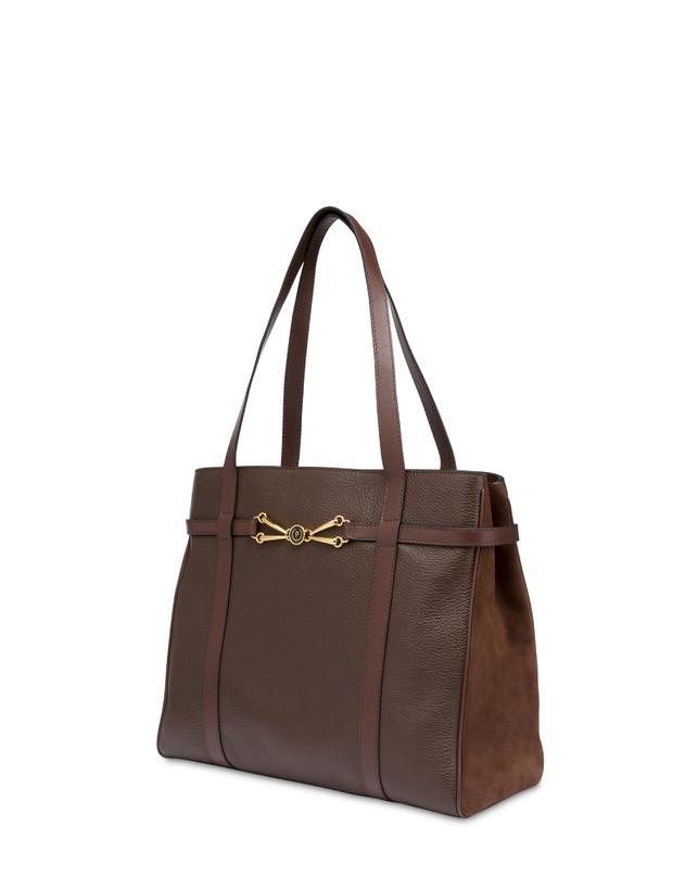 Giulietta Clamp tumbled calfskin shopping bag Photo 2