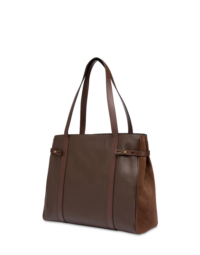 Giulietta Clamp tumbled calfskin shopping bag Photo 3