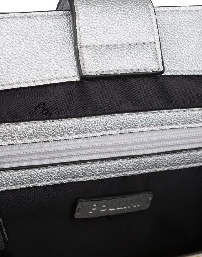Borsa doppio manico con borchie Helena Photo 5