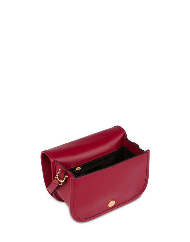Borsa a tracolla in vitello Cabiria Buckle Photo 4