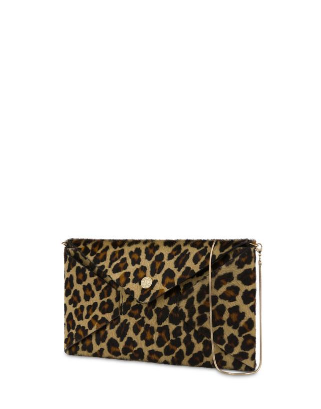 Pochette Mail in cavallino leopard Photo 2