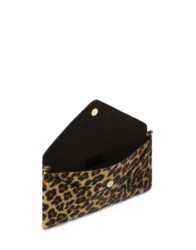 Pochette Mail in cavallino leopard Photo 4