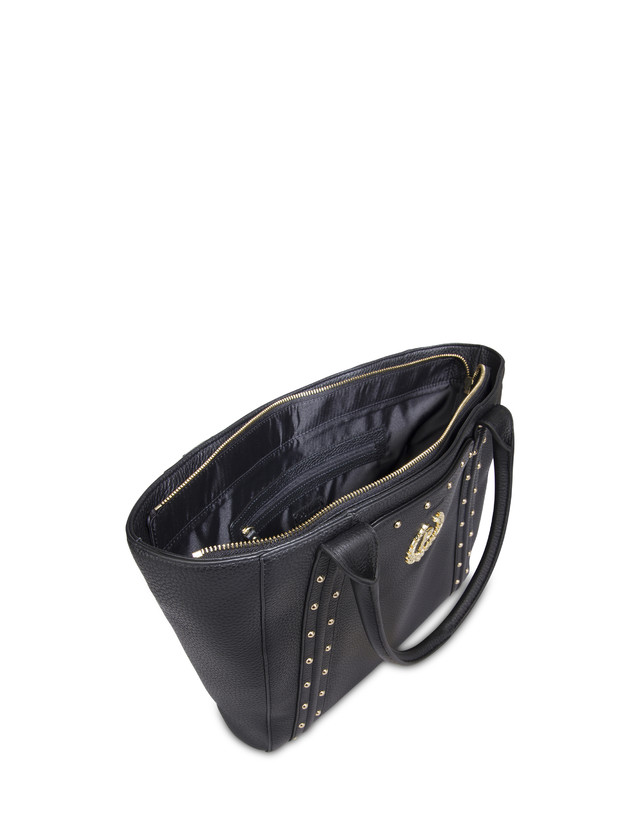 Double handle bag in Odette calfskin Photo 4