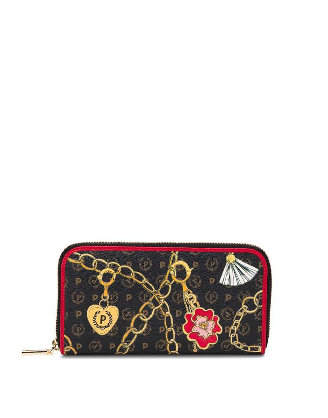 Heritage Preppy Club zip around wallet Photo 1