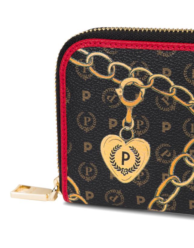Heritage Preppy Club zip around wallet Photo 5