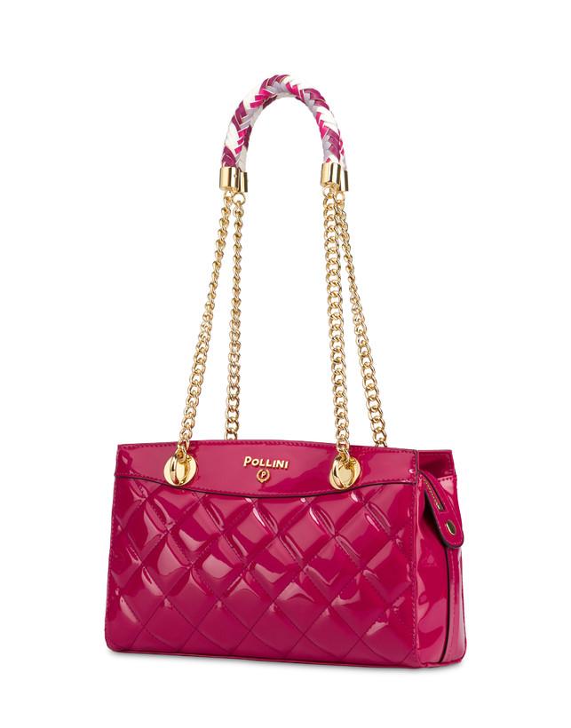 Clio matelassé double handle bag Photo 2