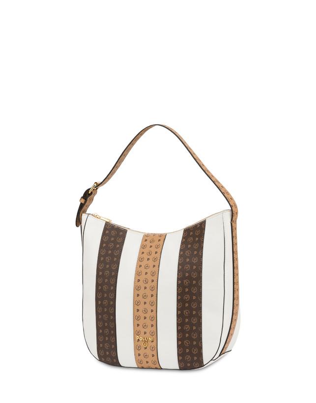 Stripe On Me shoulder hobo bag Photo 2