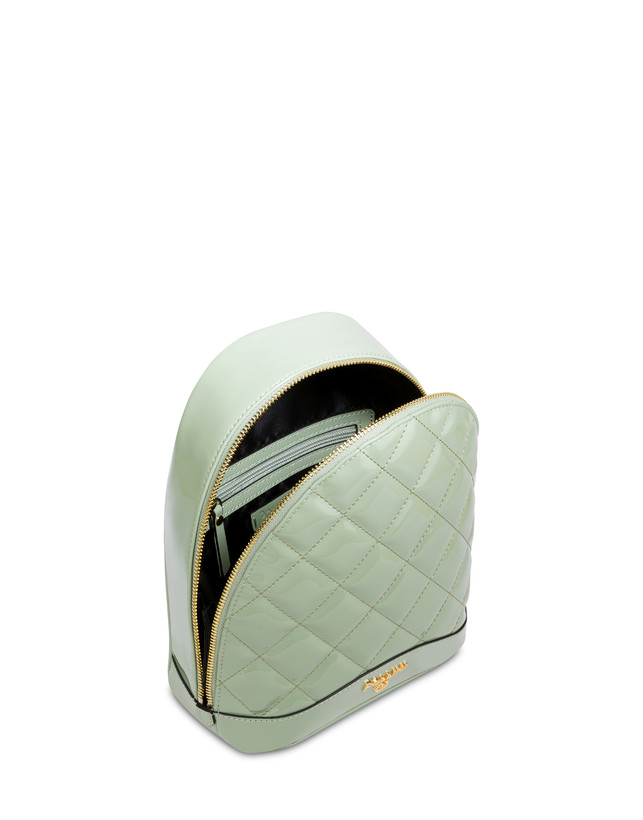 Clio matelassé mini backpack Photo 4