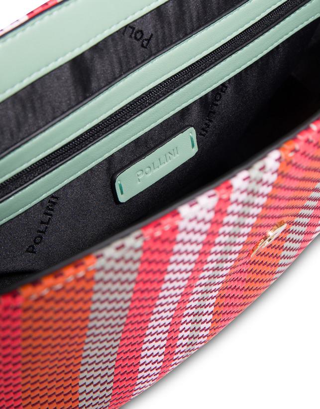 Jackie O' striped shoulder bag Photo 5