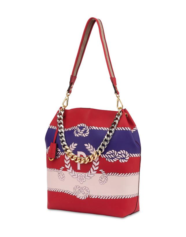 Darlene obo bag with majolica print Photo 2