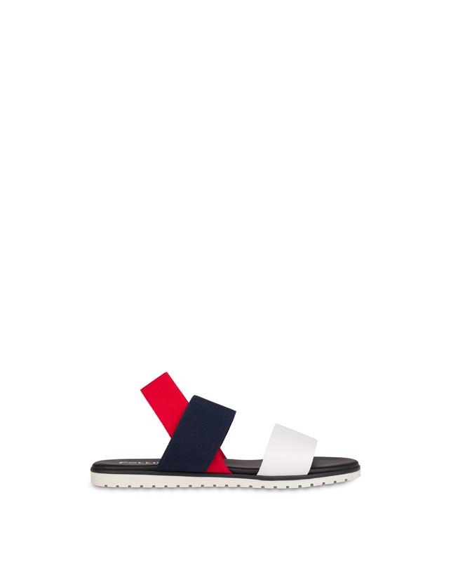 Soft Walk elastic flat sandals Photo 1