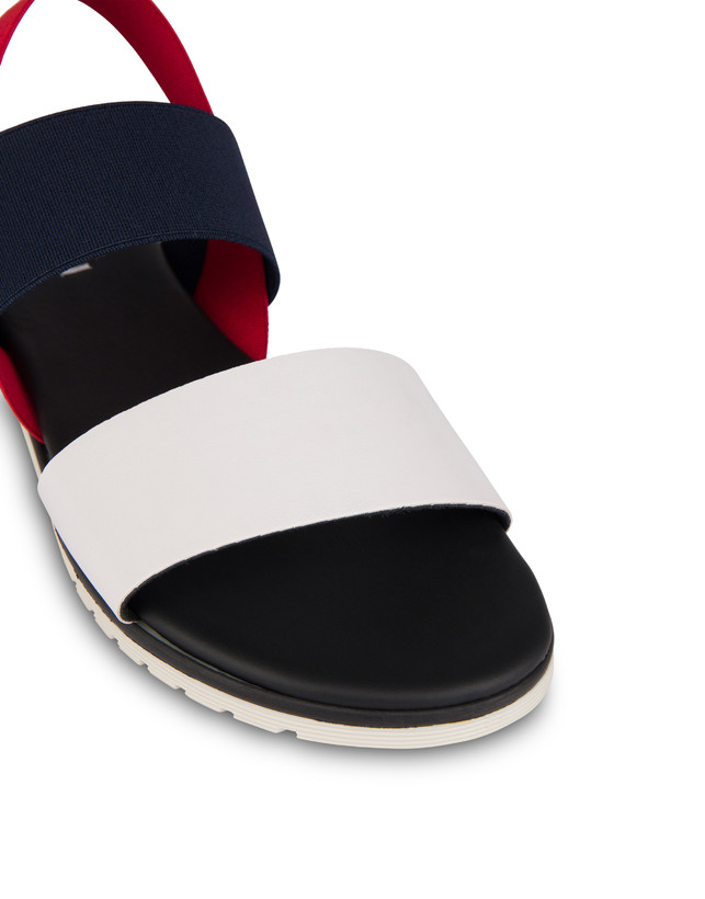 Soft Walk elastic flat sandals Photo 4