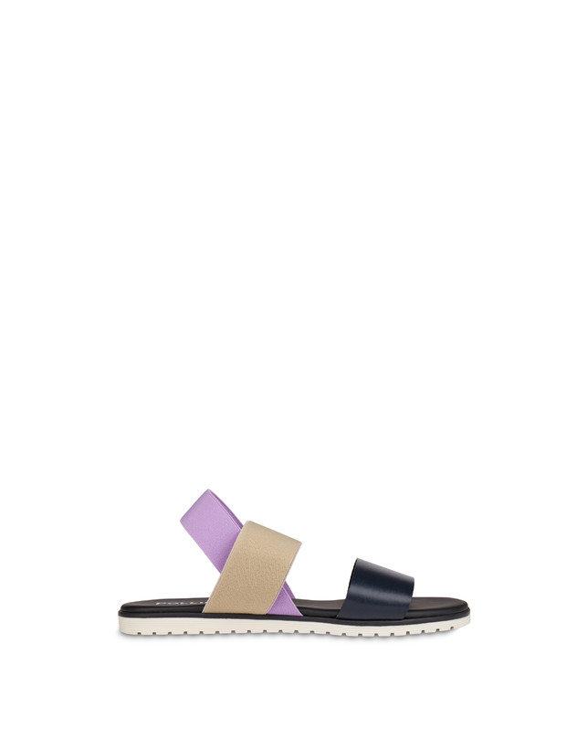 Soft Walk elastic flat sandals Photo 1