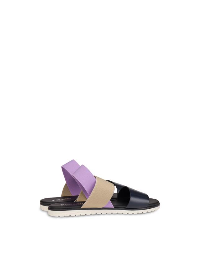 Soft Walk elastic flat sandals Photo 3