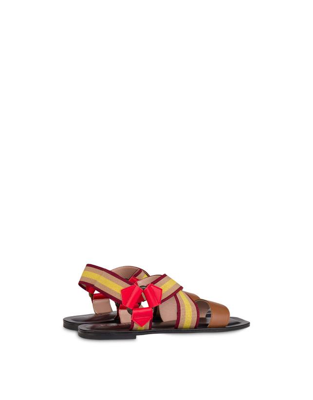 Serenissima flat elastic sandals Photo 3