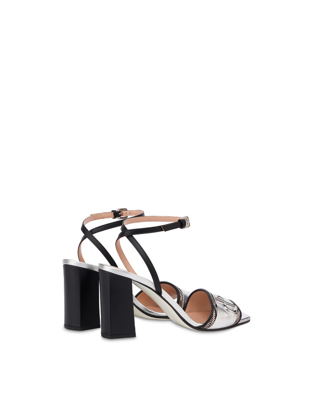 Twin P laminated sandals Photo 3