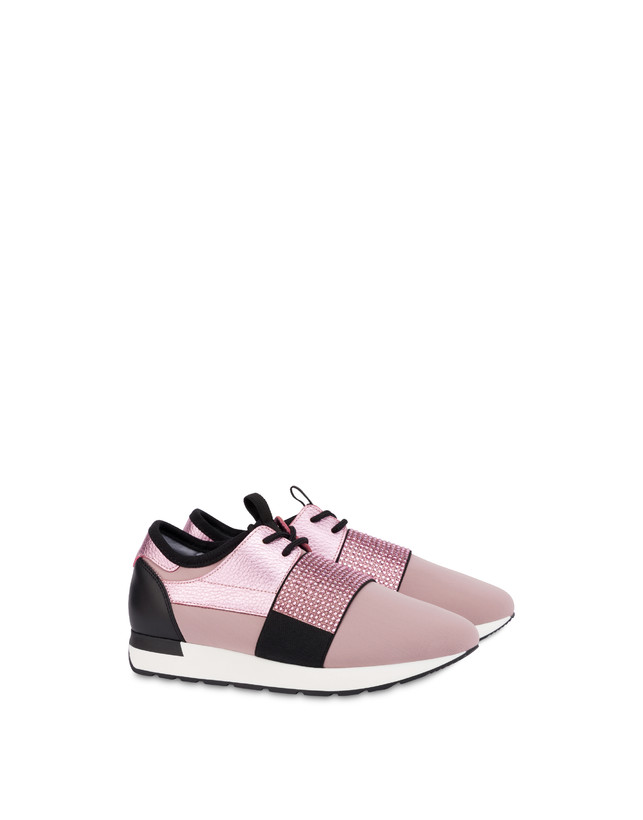 Sneakers slip-on Diamond Elastic Run Photo 2