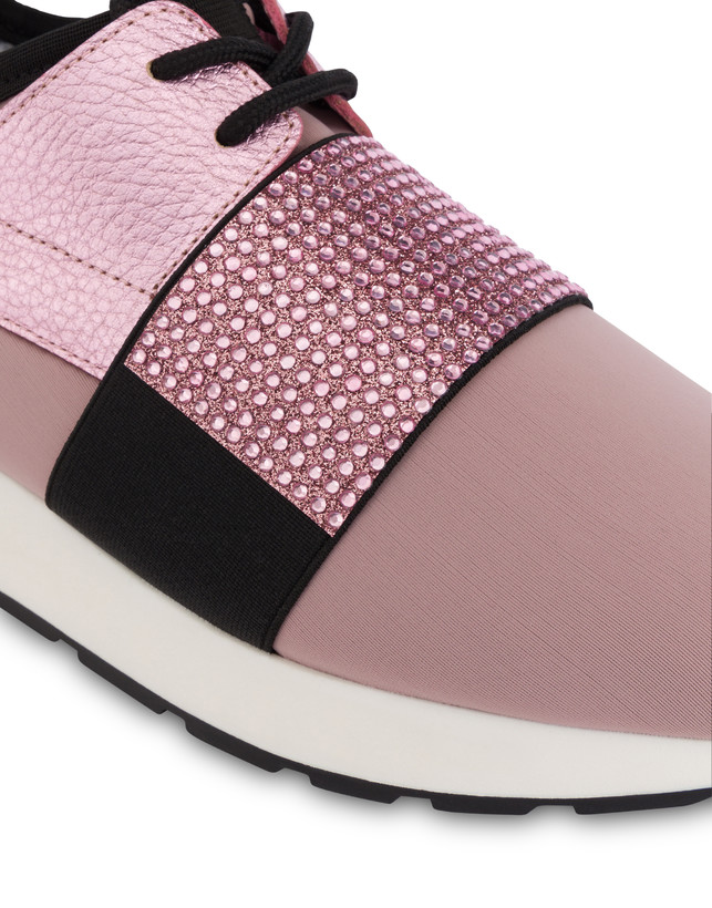 Sneakers slip-on Diamond Elastic Run Photo 4