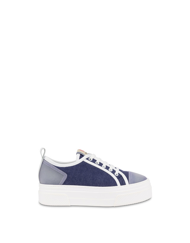 Vela denim sneakers Photo 1